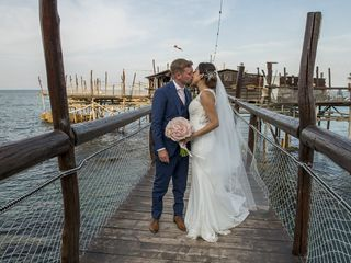 Le nozze di Emily e Barry