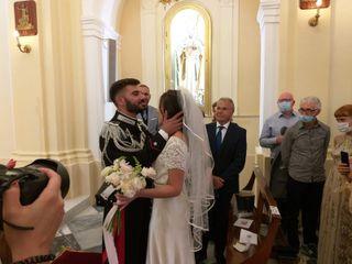 Le nozze di Myriam e Enrico