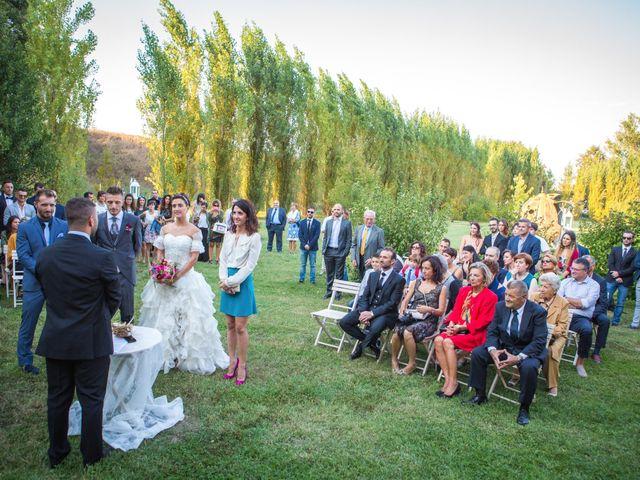 Il matrimonio di Luca e Lisa a Lugo, Ravenna 12
