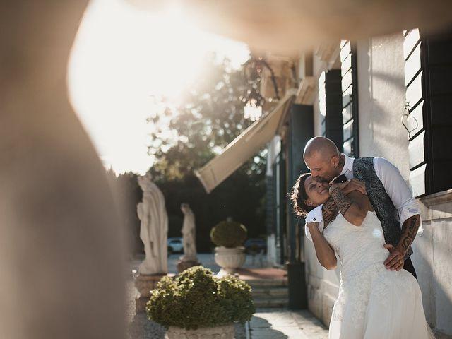 Il matrimonio di Andrea e Valentina a Mogliano Veneto, Treviso 1