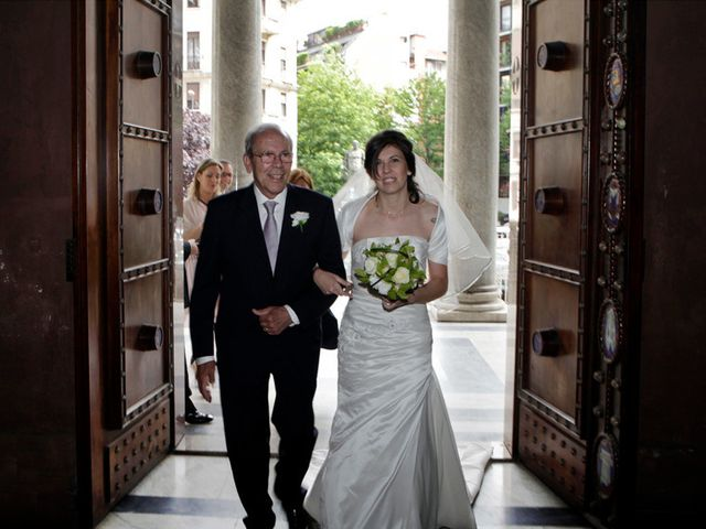 Il matrimonio di Stefano e Tiziana a Milano, Milano 32