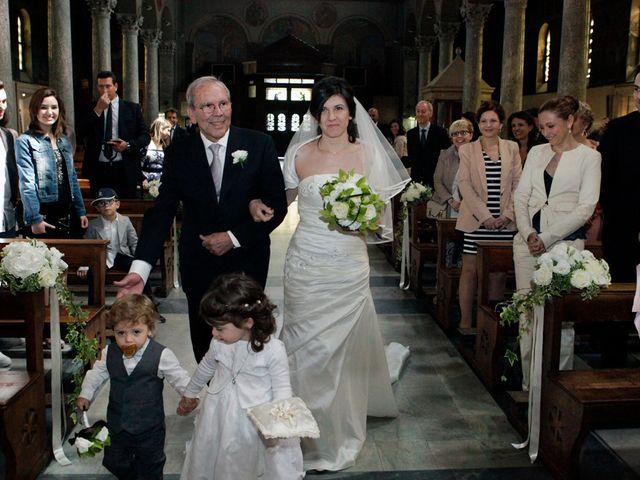 Il matrimonio di Stefano e Tiziana a Milano, Milano 33