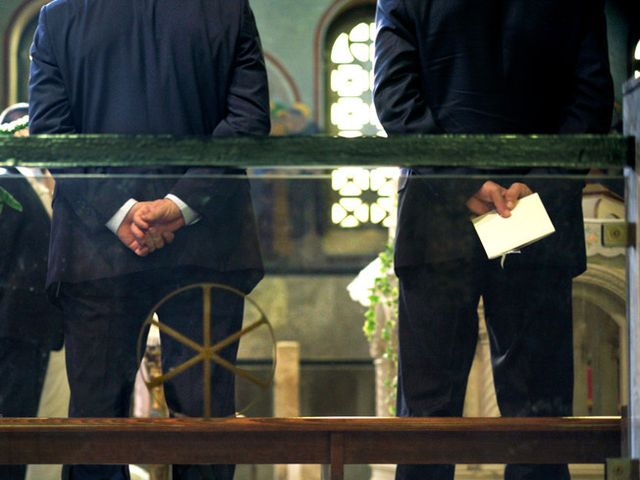Il matrimonio di Stefano e Tiziana a Milano, Milano 35