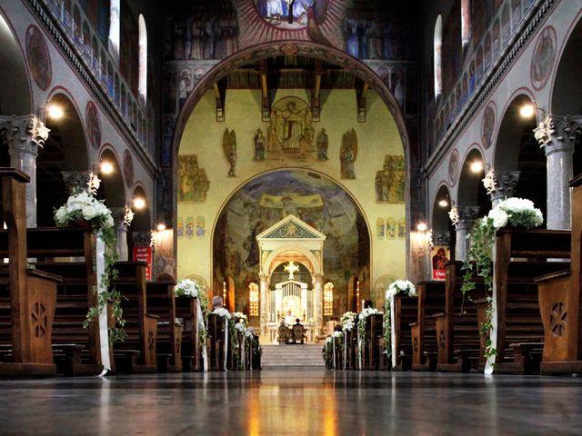 Il matrimonio di Stefano e Tiziana a Milano, Milano 36