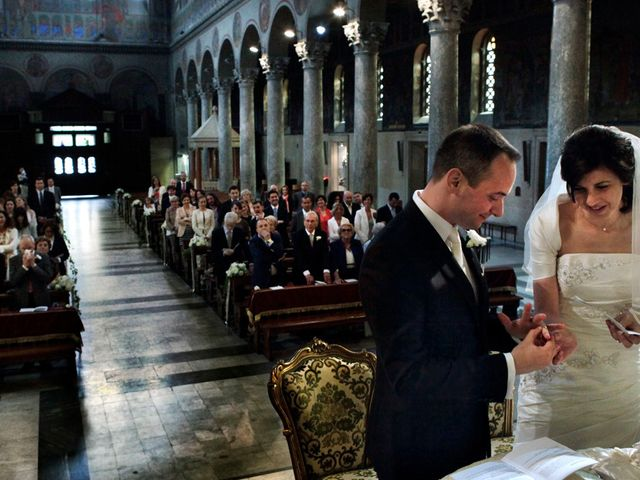 Il matrimonio di Stefano e Tiziana a Milano, Milano 39