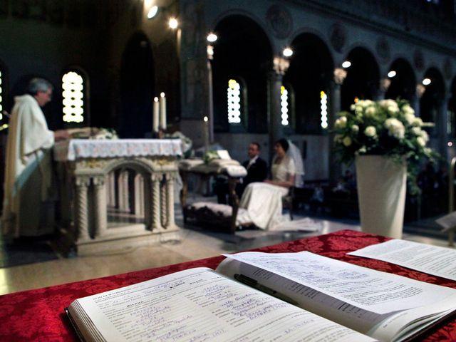 Il matrimonio di Stefano e Tiziana a Milano, Milano 40