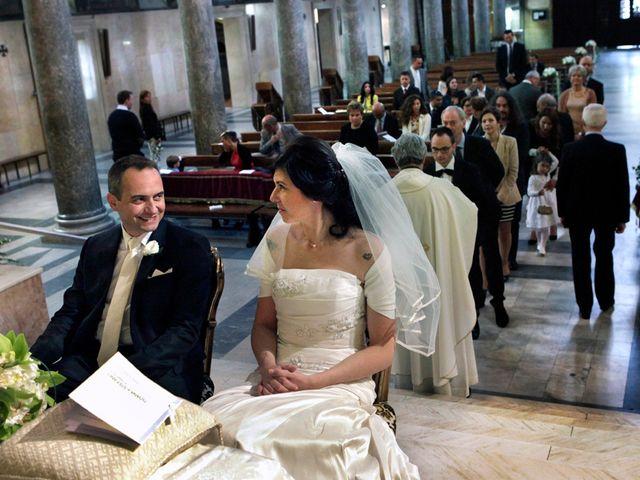 Il matrimonio di Stefano e Tiziana a Milano, Milano 44