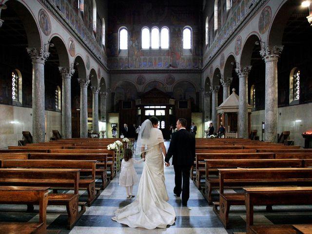 Il matrimonio di Stefano e Tiziana a Milano, Milano 51