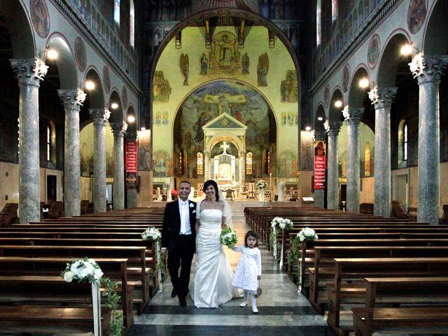 Il matrimonio di Stefano e Tiziana a Milano, Milano 52
