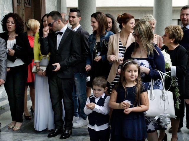 Il matrimonio di Stefano e Tiziana a Milano, Milano 55