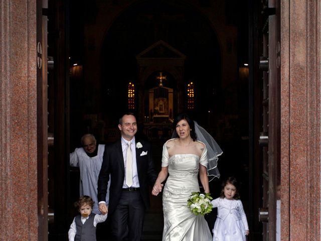 Il matrimonio di Stefano e Tiziana a Milano, Milano 56