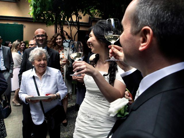 Il matrimonio di Stefano e Tiziana a Milano, Milano 79