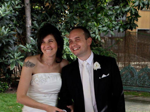 Il matrimonio di Stefano e Tiziana a Milano, Milano 116