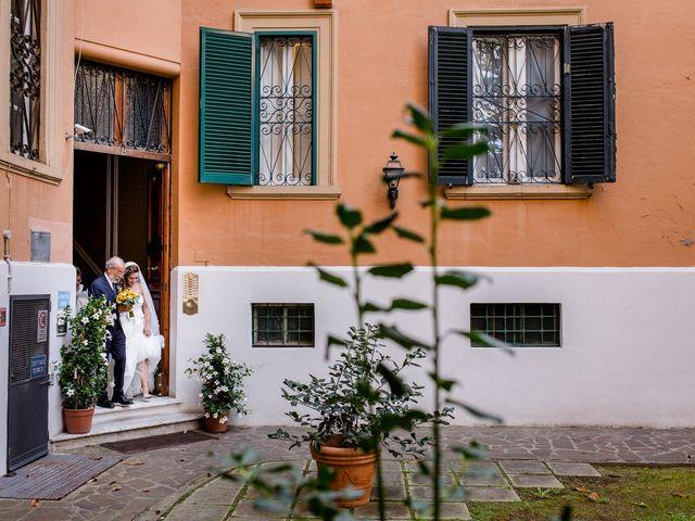 Il matrimonio di Claudio e Cecilia a Palombara Sabina, Roma 23