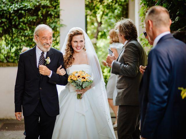 Il matrimonio di Claudio e Cecilia a Palombara Sabina, Roma 22