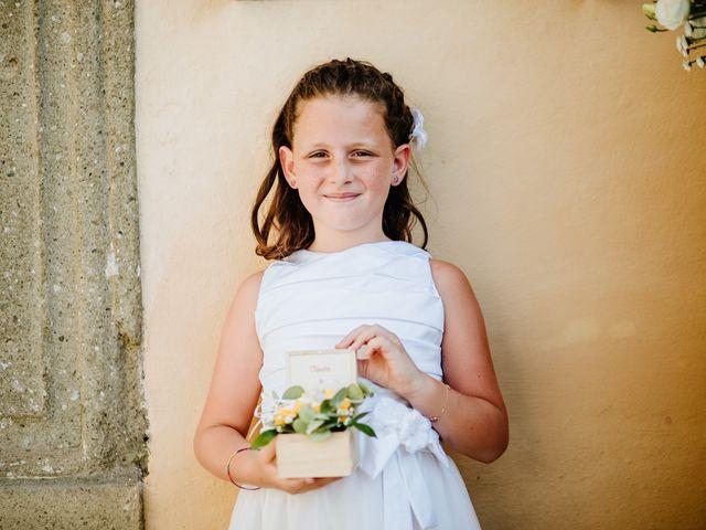 Il matrimonio di Claudio e Cecilia a Palombara Sabina, Roma 21