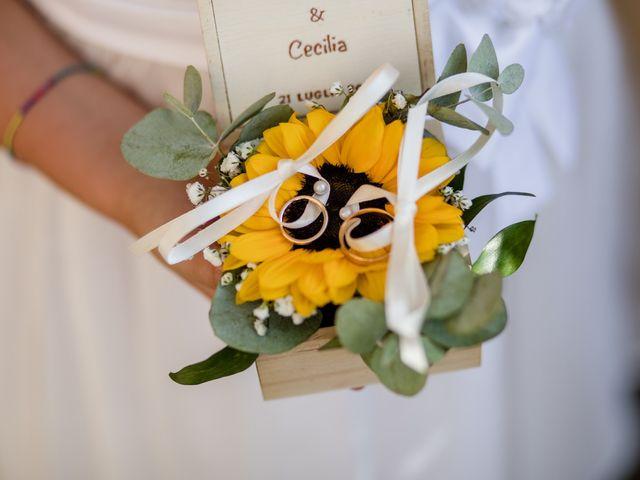 Il matrimonio di Claudio e Cecilia a Palombara Sabina, Roma 20