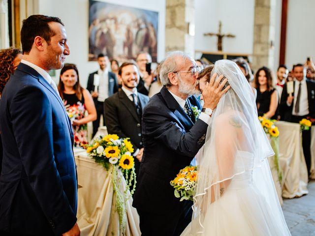 Il matrimonio di Claudio e Cecilia a Palombara Sabina, Roma 19