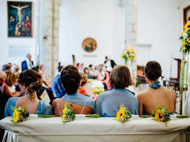 Il matrimonio di Claudio e Cecilia a Palombara Sabina, Roma 16