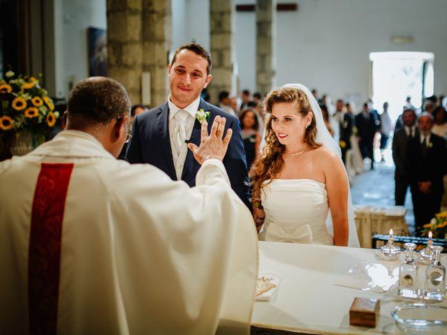 Il matrimonio di Claudio e Cecilia a Palombara Sabina, Roma 15