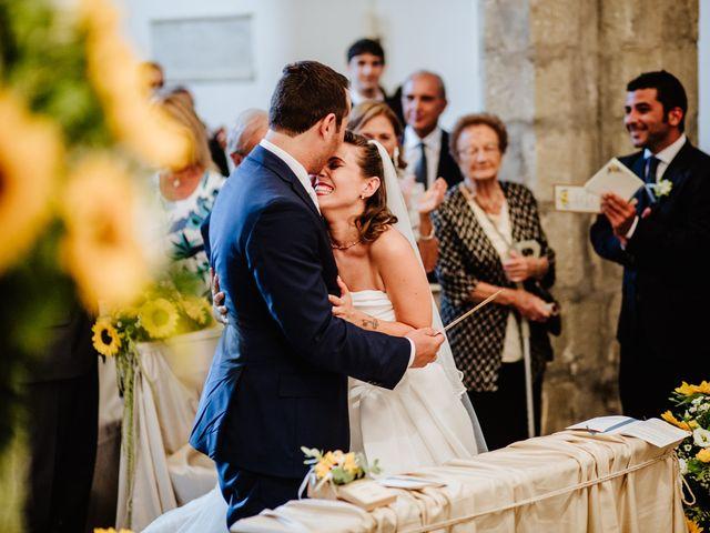 Il matrimonio di Claudio e Cecilia a Palombara Sabina, Roma 26