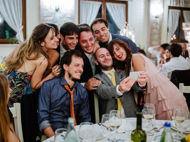 Il matrimonio di Claudio e Cecilia a Palombara Sabina, Roma 45