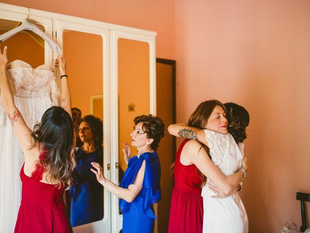 Il matrimonio di Andrea e Sara a Montevecchia, Lecco 2