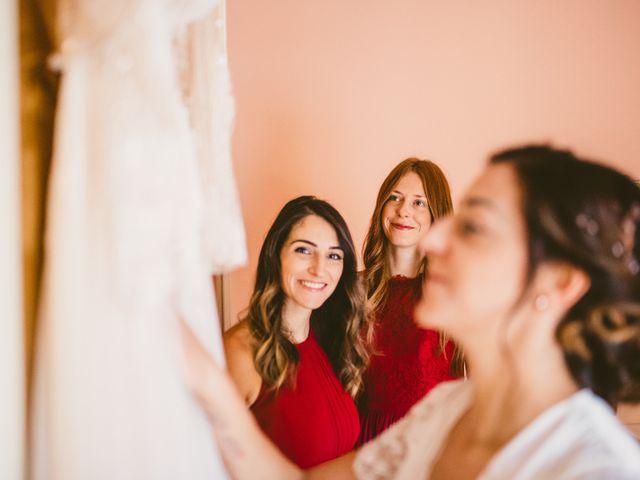 Il matrimonio di Andrea e Sara a Montevecchia, Lecco 3