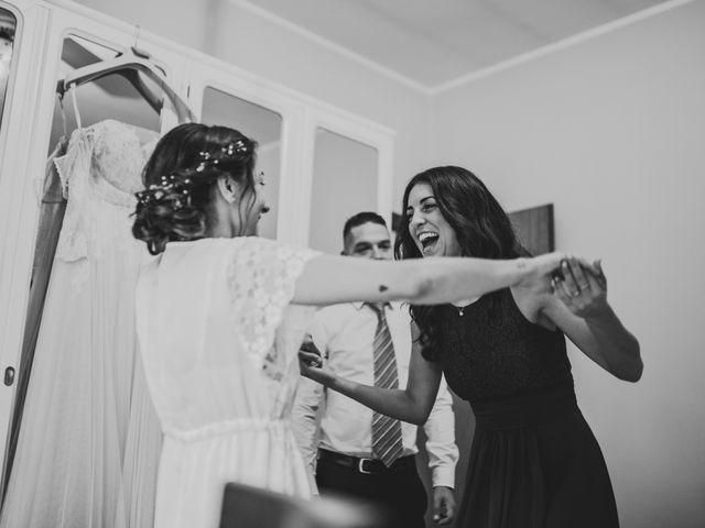 Il matrimonio di Andrea e Sara a Montevecchia, Lecco 6