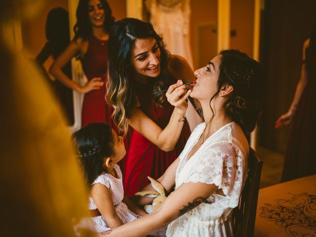 Il matrimonio di Andrea e Sara a Montevecchia, Lecco 7