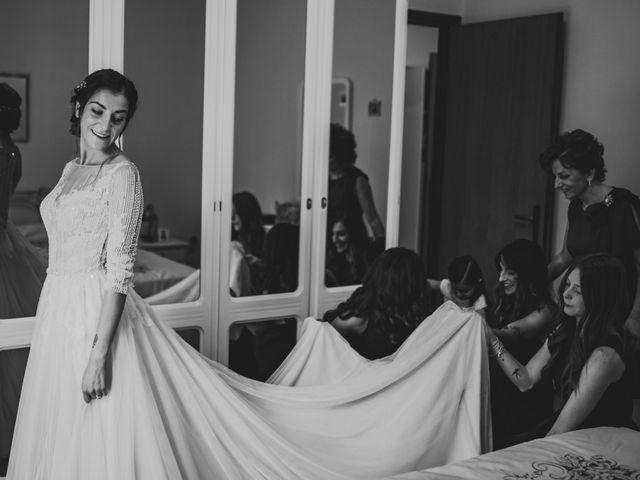Il matrimonio di Andrea e Sara a Montevecchia, Lecco 12