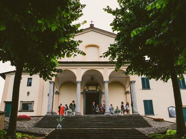 Il matrimonio di Andrea e Sara a Montevecchia, Lecco 20
