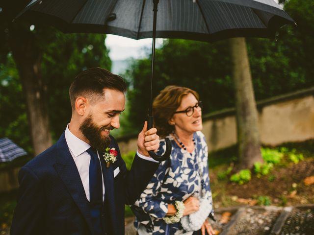 Il matrimonio di Andrea e Sara a Montevecchia, Lecco 21