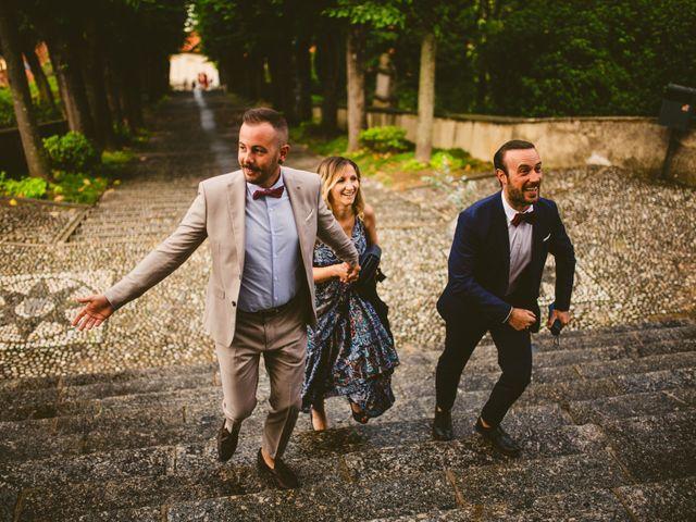 Il matrimonio di Andrea e Sara a Montevecchia, Lecco 22