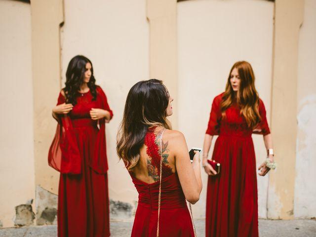 Il matrimonio di Andrea e Sara a Montevecchia, Lecco 25