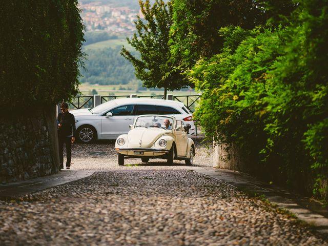 Il matrimonio di Andrea e Sara a Montevecchia, Lecco 26
