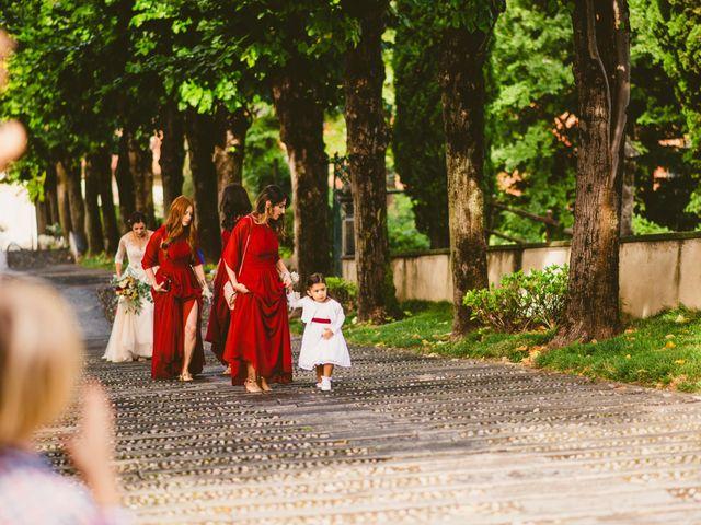 Il matrimonio di Andrea e Sara a Montevecchia, Lecco 29