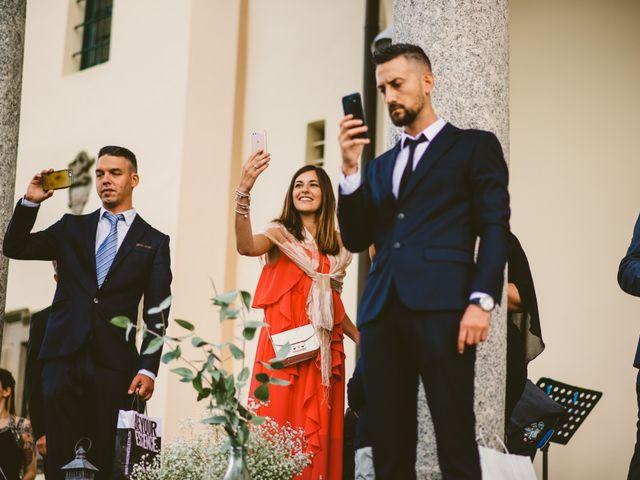 Il matrimonio di Andrea e Sara a Montevecchia, Lecco 30