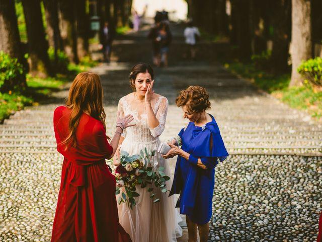Il matrimonio di Andrea e Sara a Montevecchia, Lecco 31