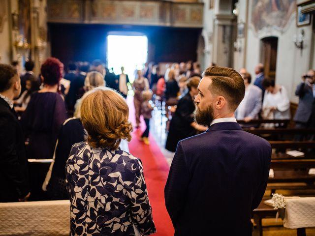 Il matrimonio di Andrea e Sara a Montevecchia, Lecco 32