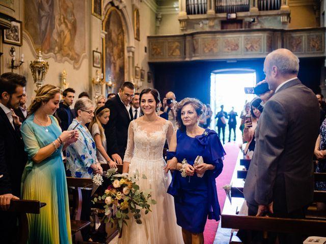 Il matrimonio di Andrea e Sara a Montevecchia, Lecco 33