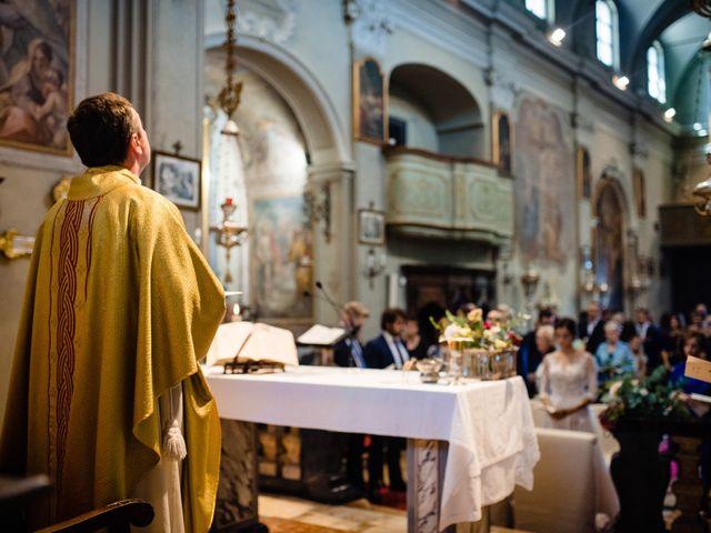Il matrimonio di Andrea e Sara a Montevecchia, Lecco 36