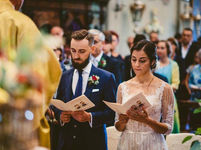 Il matrimonio di Andrea e Sara a Montevecchia, Lecco 37