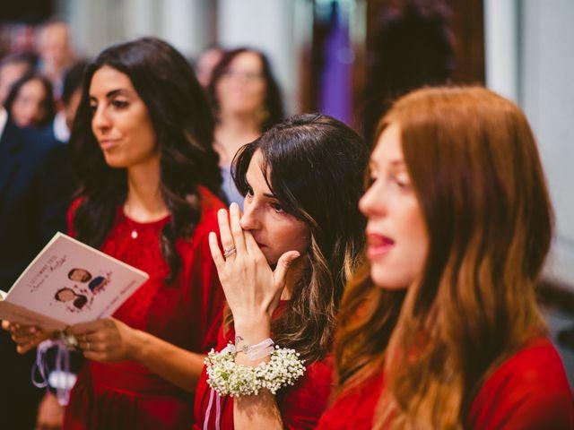Il matrimonio di Andrea e Sara a Montevecchia, Lecco 38