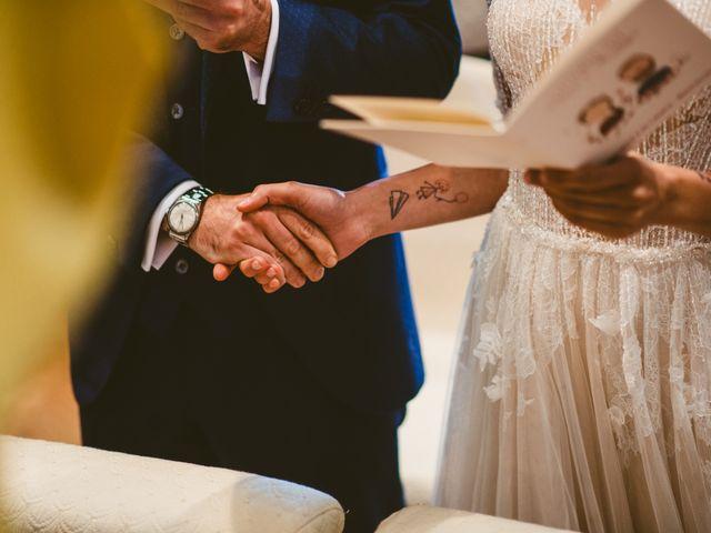 Il matrimonio di Andrea e Sara a Montevecchia, Lecco 39