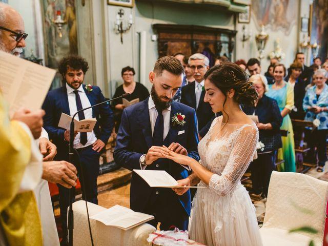 Il matrimonio di Andrea e Sara a Montevecchia, Lecco 40