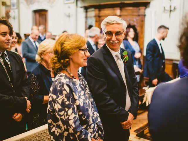 Il matrimonio di Andrea e Sara a Montevecchia, Lecco 41
