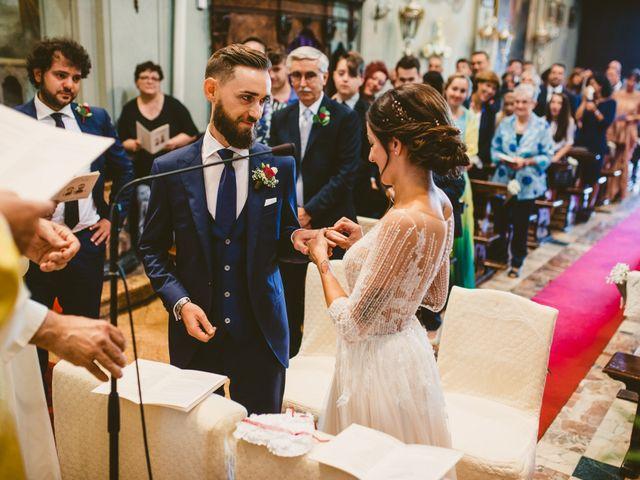 Il matrimonio di Andrea e Sara a Montevecchia, Lecco 42