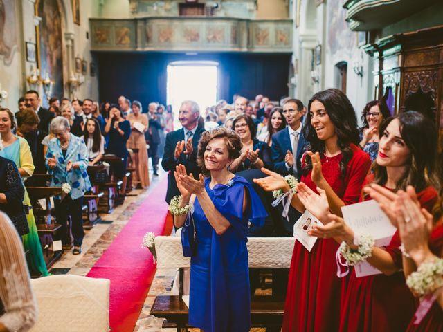 Il matrimonio di Andrea e Sara a Montevecchia, Lecco 43