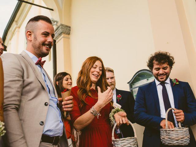 Il matrimonio di Andrea e Sara a Montevecchia, Lecco 45